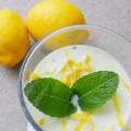 Лимонный смузи